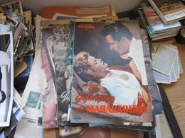 Illustrierte Film Buhne Die Gefangene Des Maharadscha - Unclassified