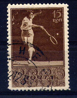 RUSSIE - 692°  - TENNIS - Used Stamps