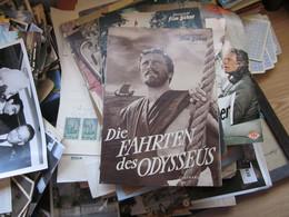 Illustrierte Film Buhne Die Fahrten Des Odysseus - Unclassified