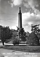 Milano. Monumento Alle 5 Giornate, Scultore Grandi. Non Viaggiata - Unclassified
