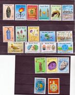 Maroc, Morocco 1992   Année Poste Complète 1117/1136  Neuf ** TB MNH Cote (2014) 33.5 - Morocco (1956-...)