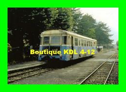 AL 211 - Autorail Renault ABH En Gare - PUGET-THENIERS - Alpes Maritimes - CP - Treni
