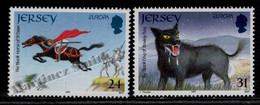 Jersey 1997 Yvert 777-78, Europa Cept. Stories & Legends - MNH - Jersey