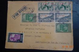 Lettre De KOULIKORO Pour COLOMB BECHARD - Cartas