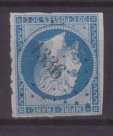 """FRANCE : PC 1336 . """" LE FRENEY D'OISANS """" . (37) . N° 14 .  ( CATALOGUE MATHIEU ) . - 1849-1876: Période Classique"""