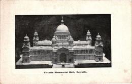 Inde - Calcutta - Victoria Memmorial Hall - Inde