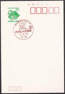Japan Commemorative Postmark, 1994 National Sports Festival Rowing (jci3777) - Other