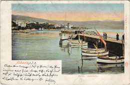 CPA AK ABBAZIA Hafen. CROATIA (623653) - Kroatien