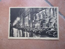 1941 NAPOLI Di NOTTE Via S.Brigida Edizione Alterocca Terni N.153916 Ristorante DA CIRO - Napoli (Naples)