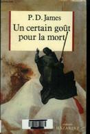 Un Certain Goût Pour La Mort - James P.D. - 1987 - Other