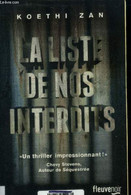 La Liste De Nos Interdits - Zan Koethi - 2015 - Other