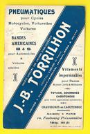 Pneumatiques TORRILHON Coin D'Auvergne - Advertising