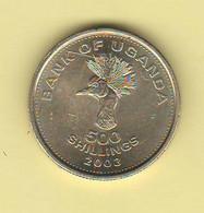 Uganda 500 Schillings 2003 - Uganda