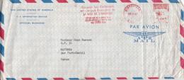 GABON EMA ECOUTEZ EN FRANCAIS LA VOIX DE L'AMERIQUE LIBREVILLE 1969 - Gabon
