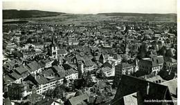Biel - Stadt Von Oben + 1935 - BE Berne