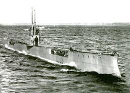 "Russia - Submarine ""Akula"" - Mint Postcard Of Publishing House Gangut - Submarines"