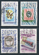 °°° KENYA - Y&T N°516/18 - 1990 °°° - Kenya (1963-...)