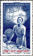 Inde Avion N** Yv: 9 Mi:241 Quinzaine Impériale Vocation - Unused Stamps