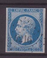 """FRANCE : PC 4216 . """" FRANGY """" . (89) . N° 1 . B .  ( CATALOGUE MATHIEU ) . - 1849-1876: Période Classique"""