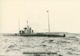 "Russia - Submarine ""Spidola""  - Mint Postcard Of Publishing House Gangut - Submarines"