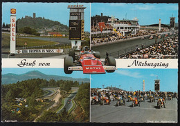D-53518 Adenau - Nürburgring - Eifel - Rennwagen - Formel 1 - Start Der Motorräder - Karussel - Grand Prix / F1