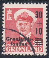 GREENLAND  Michel  43  Very Fine Used - Gebraucht