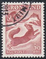 GREENLAND  Michel  66  Very Fine Used - Gebraucht