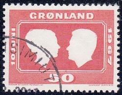 GREENLAND  Michel  67  Very Fine Used - Gebraucht
