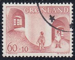 GREENLAND  Michel  70  Very Fine Used - Gebraucht