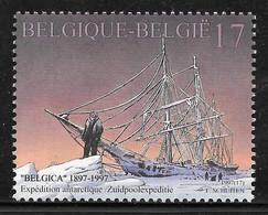 COB 2726 ** - Expédition Antarctique Belgica - Unused Stamps