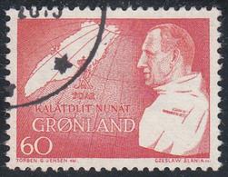 GREENLAND  Michel  72  Very Fine Used - Gebraucht