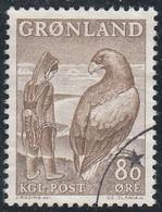 GREENLAND  Michel  75  Very Fine Used - Gebraucht