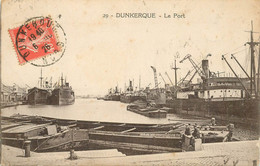 """CPA FRANCE 59 """"Dunkerque, Le Port"""" - Dunkerque"""