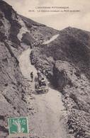 63, Le Chemin Montant Au Puy-de-Dome, Animée, Rocheux, Vieille Charrette, L'Auvergne Pittoresque, Signée - Altri Comuni
