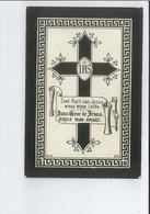 MARIA WOUTERS ECHTG MARTINUS LOMMERS ° GERWEN ( NUENEN ) 1832 + 1912 - Devotion Images