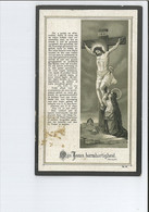 EERWAARDE WILHELMUS BEEKMANS ° GEMERT 1853 OOY ( OOIJ ) NUENEN UDEN SOMEREN-EIND ( SOMEREN ) ZESGEHUCHTEN 1907 - Devotion Images