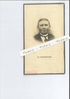 ADRIANUS VAN POPPEL WED ARDINA VAN DEN BOOMEN ° BERGEIJK 1861 + STIPHOUT 1937 - Devotion Images