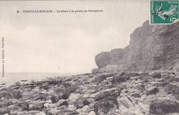 14, Vierville-sur-Mer, Le Chaos à La Pointe Du Sémaphore, Roche, Falaise, Collection Le Gallois - Altri Comuni
