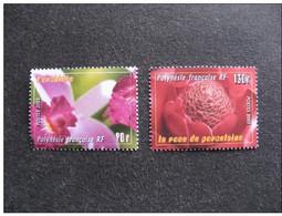 Polynésie: TB Paire N° 699 Et N° 700, Neufs XX. - Nuovi
