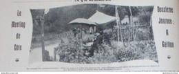 1902 GAILLON - MEETING DE COTE - CONTINENTAL - MICHELIN - LES VOITURES ET LES MOTOCYCLETTES - 1900 - 1949