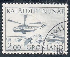 GREENLAND  Michel  100  Very Fine Used - Gebraucht