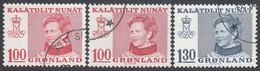 GREENLAND  Michel  101 X,y/02  Very Fine Used - Gebraucht