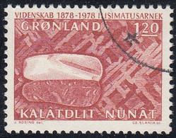GREENLAND  Michel  105  Very Fine Used - Gebraucht