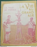 1903 LE 1er TOUR DE FRANCE - TOULOUSE - NANTES - BLOIS - VILLE D'AVRAY - AUTHEUIL - MAURICE GARIN - Unclassified