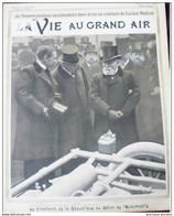 1903 LE SALON DE L'AUTOMOBILE - LES ETAPES AUTOMOBILE - FOOTBALL ASSOCIATION - LUTTE - RUGBY - LE COMTE DE VAULX - Unclassified