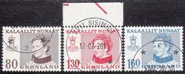 GREENLAND  Michel  112/14  Very Fine Used - Gebraucht