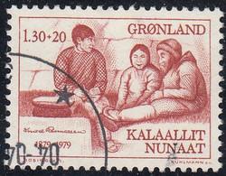 GREENLAND  Michel  116  Very Fine Used - Gebraucht