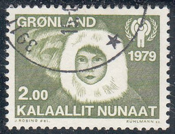 GREENLAND  Michel  118  Very Fine Used - Gebraucht