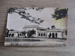 CONGO BRAZZAVILLE A.E.F LES P.T.T VOITURES ANCIENNES - Brazzaville