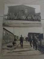 57 Carte Photo CAMP De Prisonniers CASSEL (Allemagne) Même Origine , GUERRE - Guerra 1914-18